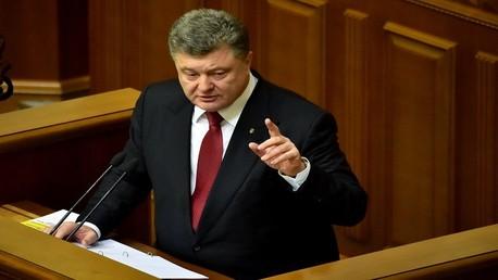 بيترو بوروشينكو-الرئيس الأوكراني