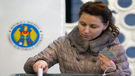 الانتخابات في مولدوفا