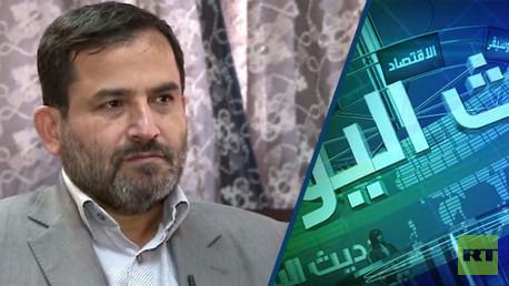 الكاتب والمحلل السياسي الإيراني محمد مهدي شريعتمدار
