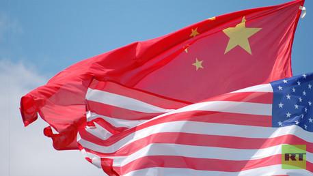 الصين الولايات المتحدة