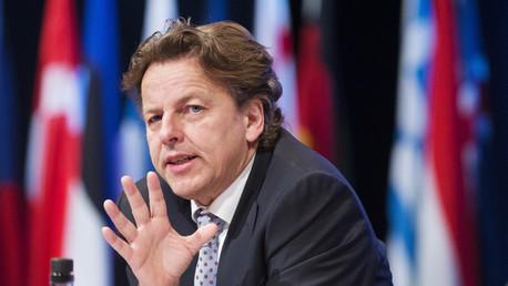 وزير الخارجية الهولندي بارت كوندرس