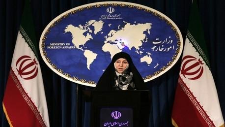 المتحدثة باسم الخارجية الإيرانية مرضية أفخم