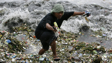 250 ألف طن من البلاستيك تسبح في محيطات العالم وتهدد الحياة داخلها