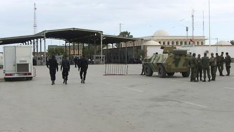 معبر راس الجدير الحدودي التونسي الليبي