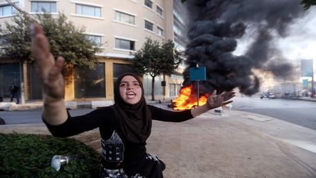وضحة السيد زوجة أحد العسكريين اللبنانيين