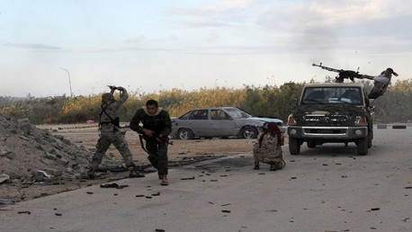 انفلات أمني في ليبيا