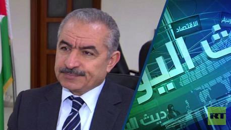 عضو اللجنة المركزية لحركة فتح محمد اشتيه