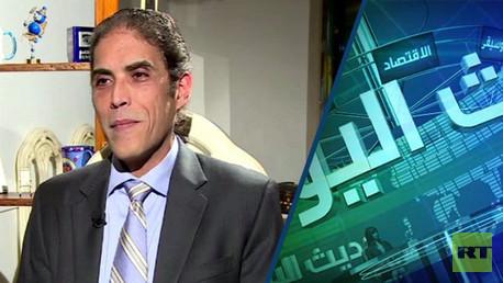 المتحدث الرسمي باسم حزب الدستور خالد داود