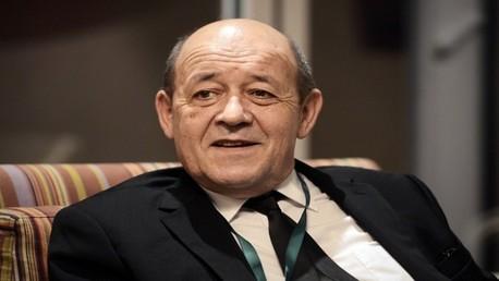 وزير الدفاع الفرنسي