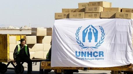 مساعادت الأمم المتحدة إلى سوريا