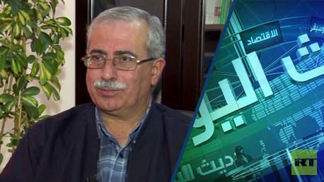 الكاتب والمحلل السياسي خليل شاهين