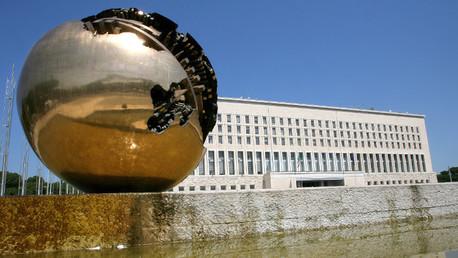 مقر الخارجية الإيطالية في روما