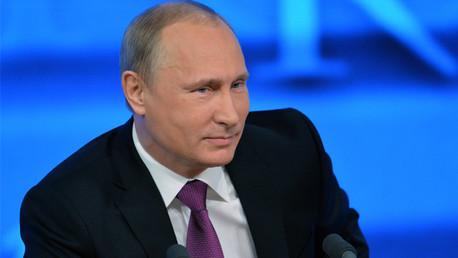 بوتين: الوضع الراهن في الاقتصاد الروسي يعود إلى عوامل خارجية