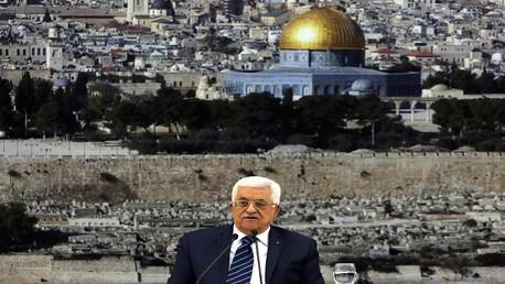 محمود عباس - الرئيس الفلسطيني