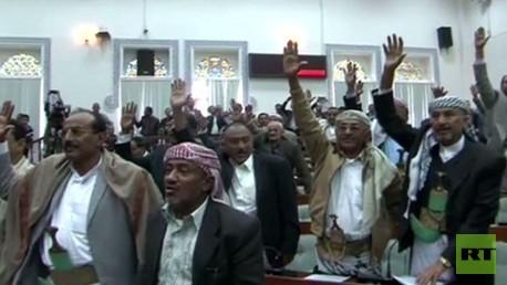 البرلمان اليمني يمنح الثقة لبحاح