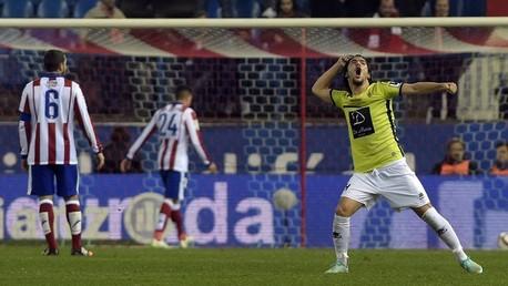 أتلتيكو مدريد يتعادل على أرضه مع فريق من الدرجة الثالثة