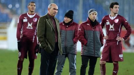قربان بردييف مدرب فريق روبين قازان السابق