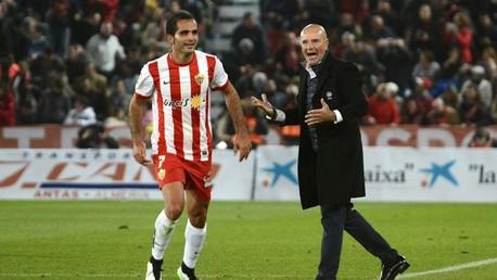 ألميريا يفوز على مضيفه سيلتافيغو (1-0)
