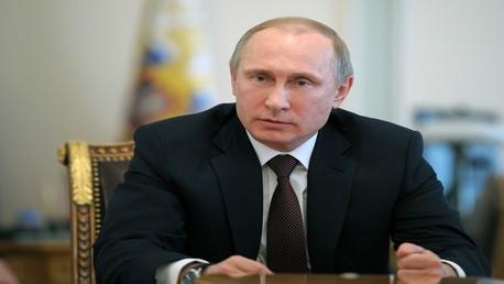 فلاديمر بوتين - الرئيس الروسي