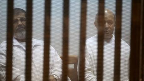 تأجيل محاكمة مرسي والإخوان لجلسة السبت المقبل