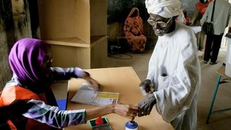 صورة من الانتخابات السابقة في السودان