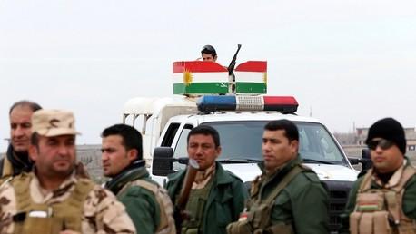 مقاتلون أكراد - سوريا