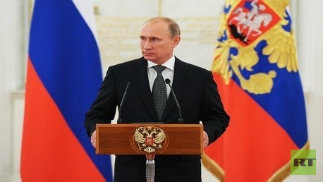 فلاديمير بوتين - الرئيس الروسي