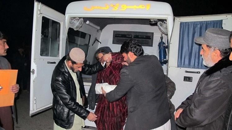 مقتل 15 أفغانيا بسقوط صاروخ على حفل زفاف