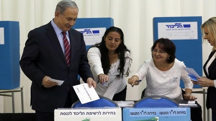 نتنياهو يخطو أولى خطواته نحو ولاية رابعة لرئاسة الوزراء