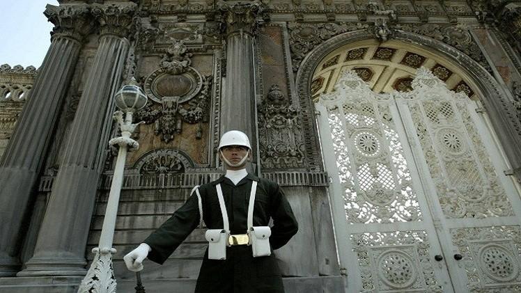 الشرطة التركية تحبط هجوما على قصر