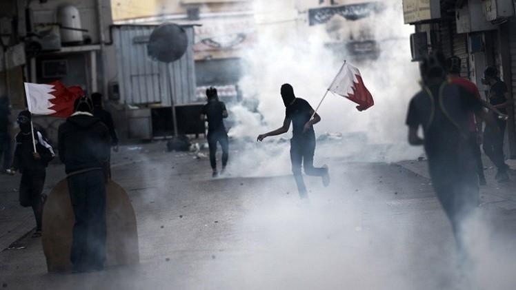 اشتباكات في المنامة للمطالبة باطلاق سراح الشيخ علي سلمان (فيديو)