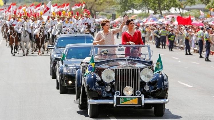 ديلما روسيف رئيسة للبرازيل في ولاية ثانية