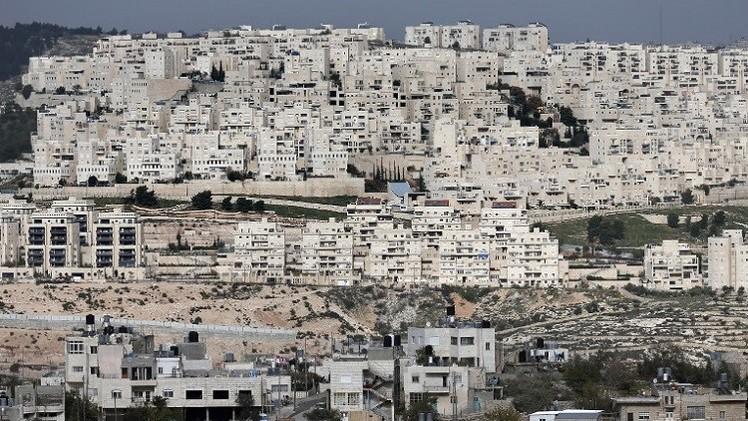 ارتفاع عدد المستوطنين الإسرائيليين في الضفة الغربية عام 2014