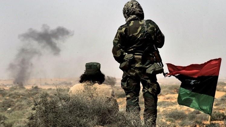 الجيش الليبي يعلن