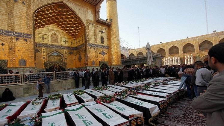 أكثر من 15 ألف قتيل في العراق خلال 2014