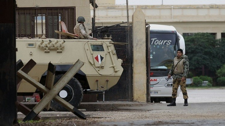 حرس الحدود المصري يقتل فلسطينيا حاول التسلل من غزة