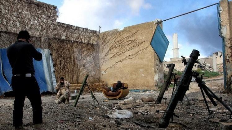 حلب.. مقتل وإصابة أكثر من 50 مدنيا بقصف للمسلحين