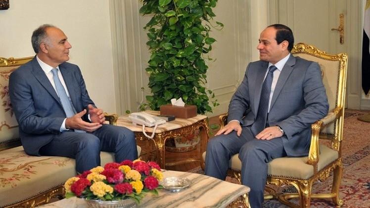 توتر العلاقات المغربية المصرية بسبب