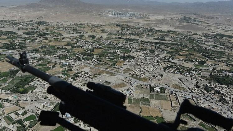 مقتل 18 مسلحا من طالبان بقصف أمريكي شرق أفغانستان