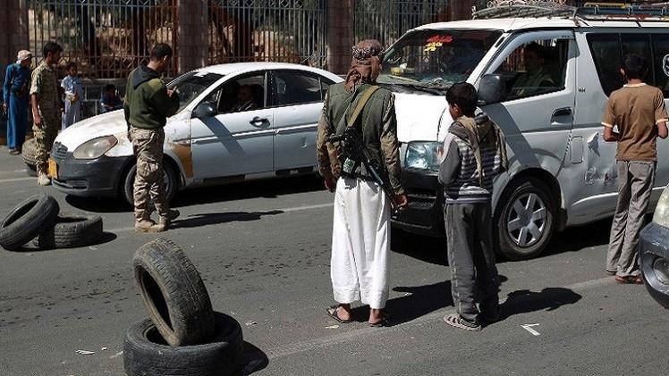 زعيم الحوثيين يهدد بالاستلاء على مدينة مأرب الغنية بالنفط