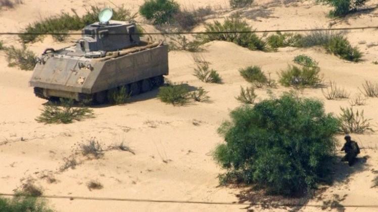 مقتل 7 مسلحين بعملية أمنية في سيناء