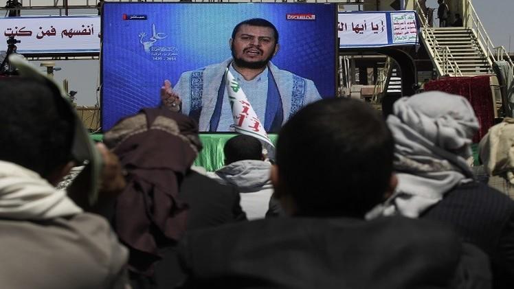 الحوثي يهدد باجتياح مأرب ويتهم أطرافا بتسليمها