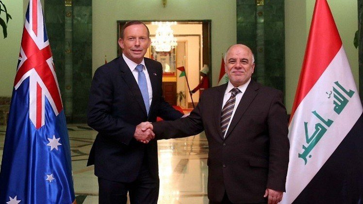 رئيس وزراء أستراليا: ندعم العراق في حربه ضد