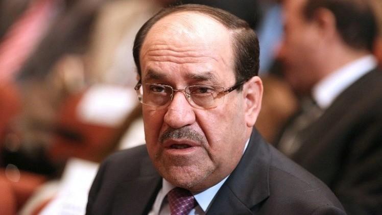 المالكي: نحن السياسيون نجر السنة والشيعة إلى التهلكة