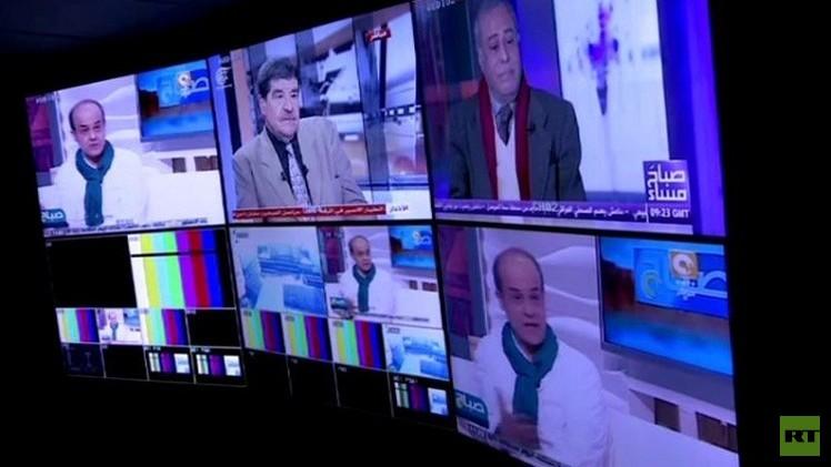الرئيس المصري يبعث برسالة