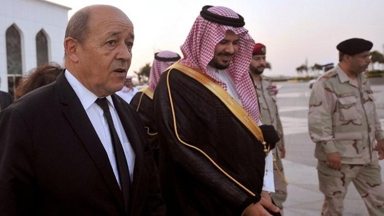فرنسا تبحث في الرياض تسليم أسلحة إلى لبنان