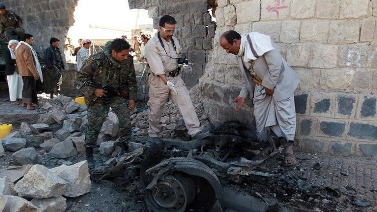 مصرع 4 أشخاص بينهم مراسل تلفزيوني في هجوم باليمن