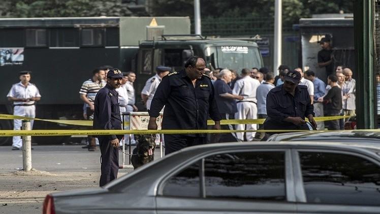 إصابة 5 أشخاص  وانهيار 4 منازل بانفجار في العريش