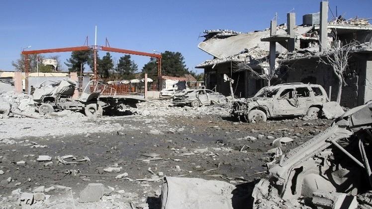 الأكراد يحكمون السيطرة على 80 % من مدينة عين العرب