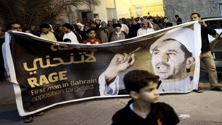 مظاهرات واشتباكات بين الشرطة ومحتجين على تمديد حبس معارض بحريني